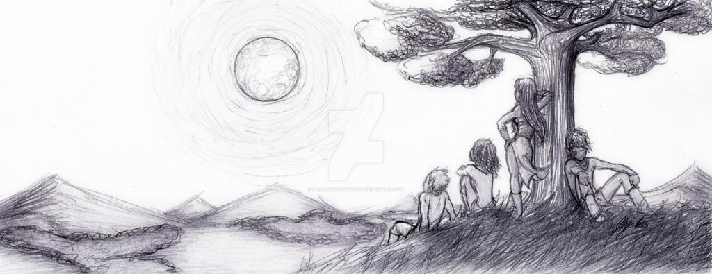 Moonrise by DreamAddiction77