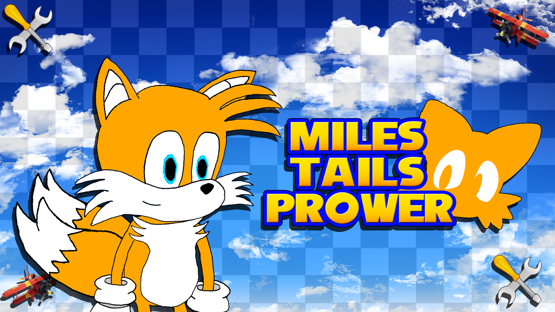 Tails wallpaper by 3bros1mission on deviantart for Zona 5 mobilia no club download