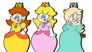Nintendo Princess 2