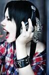 Music scream