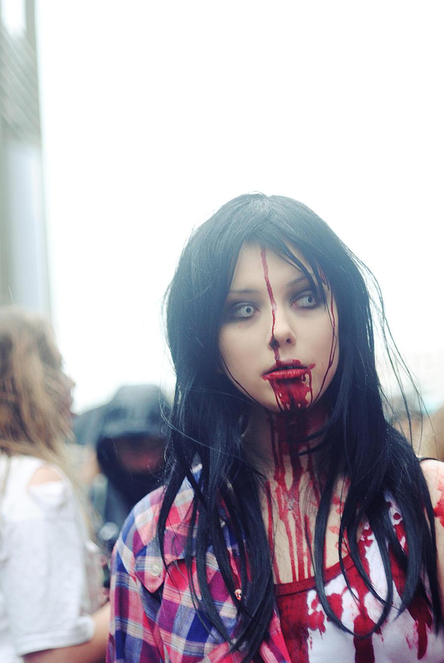 Walking Dead by Helen-Stifler