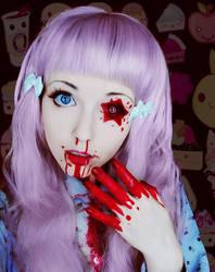 Glittery Blood live version by Helen-Stifler
