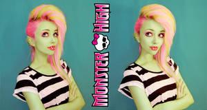 Monster High Venus Cosplay