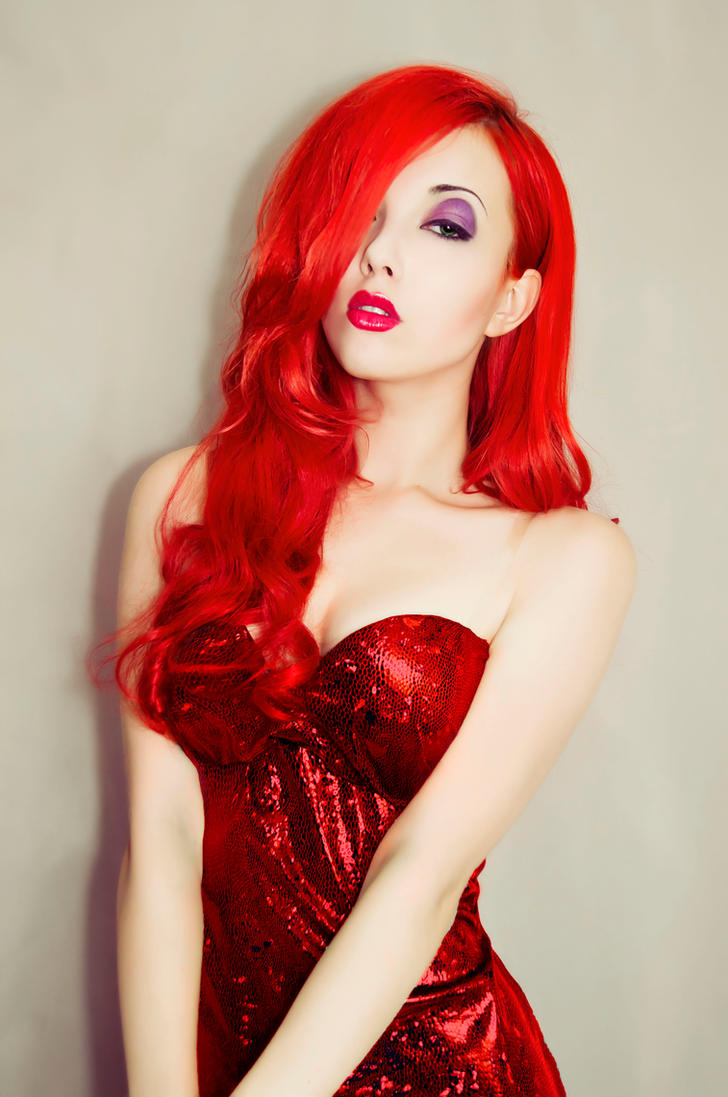 Jessica Rabbit by Helen-Stifler