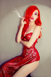 Why don't you do right (Jessica Rabbit) by Helen-Stifler