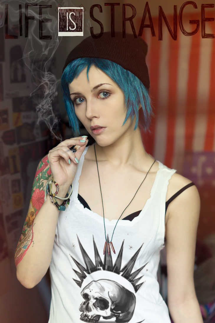 Chloe from Life is Strange by Helen-Stifler