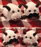 Handmade Poro toys