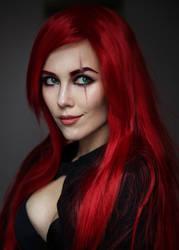 Katarina makeup