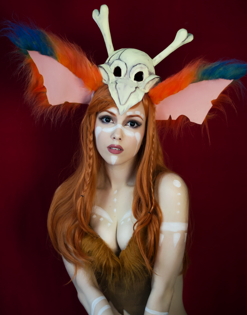 Gnar cosplay by Helen-Stifler