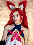 Star Guardian Jinx cosplay