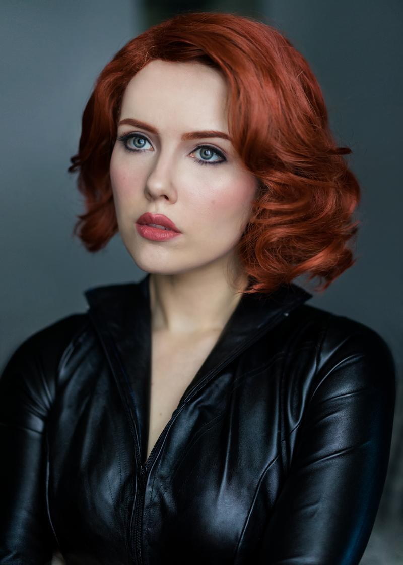 Natasha Romanoff by Helen-Stifler