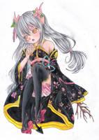 Happy Birthday Lulukane!! by Dianoka