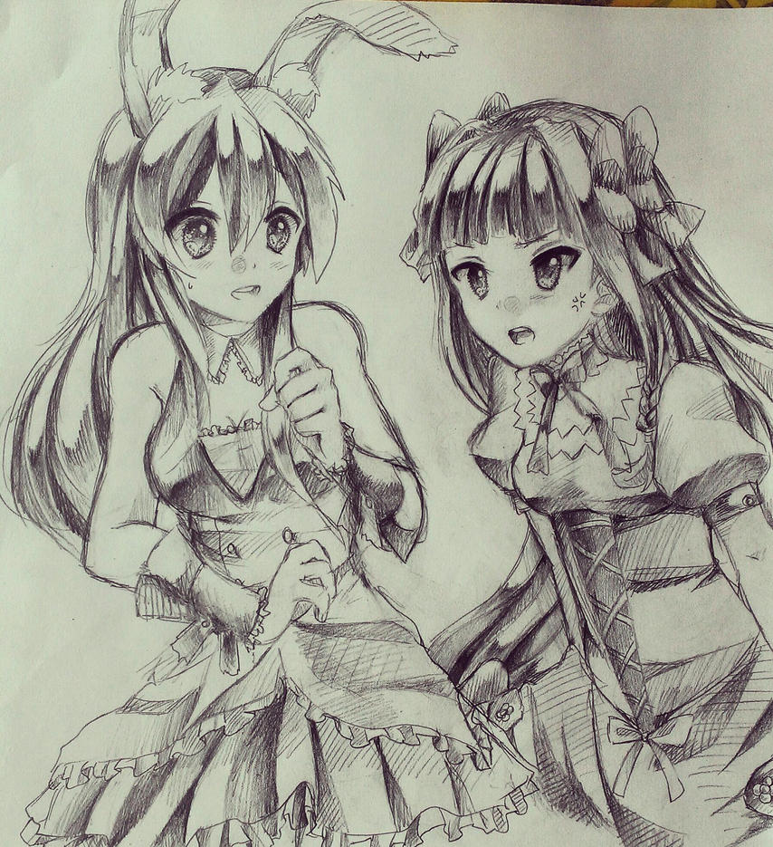 Mondaiji by Dianoka