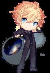 [CM] Space Boy by Dianoka