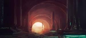 Goadan Tunnel by 9RO