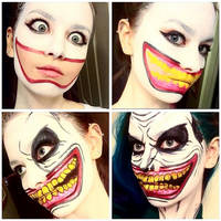 Joker tutorial by chantithefox