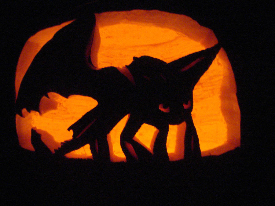 How to train your pumpkin by aya yoshimi on deviantart