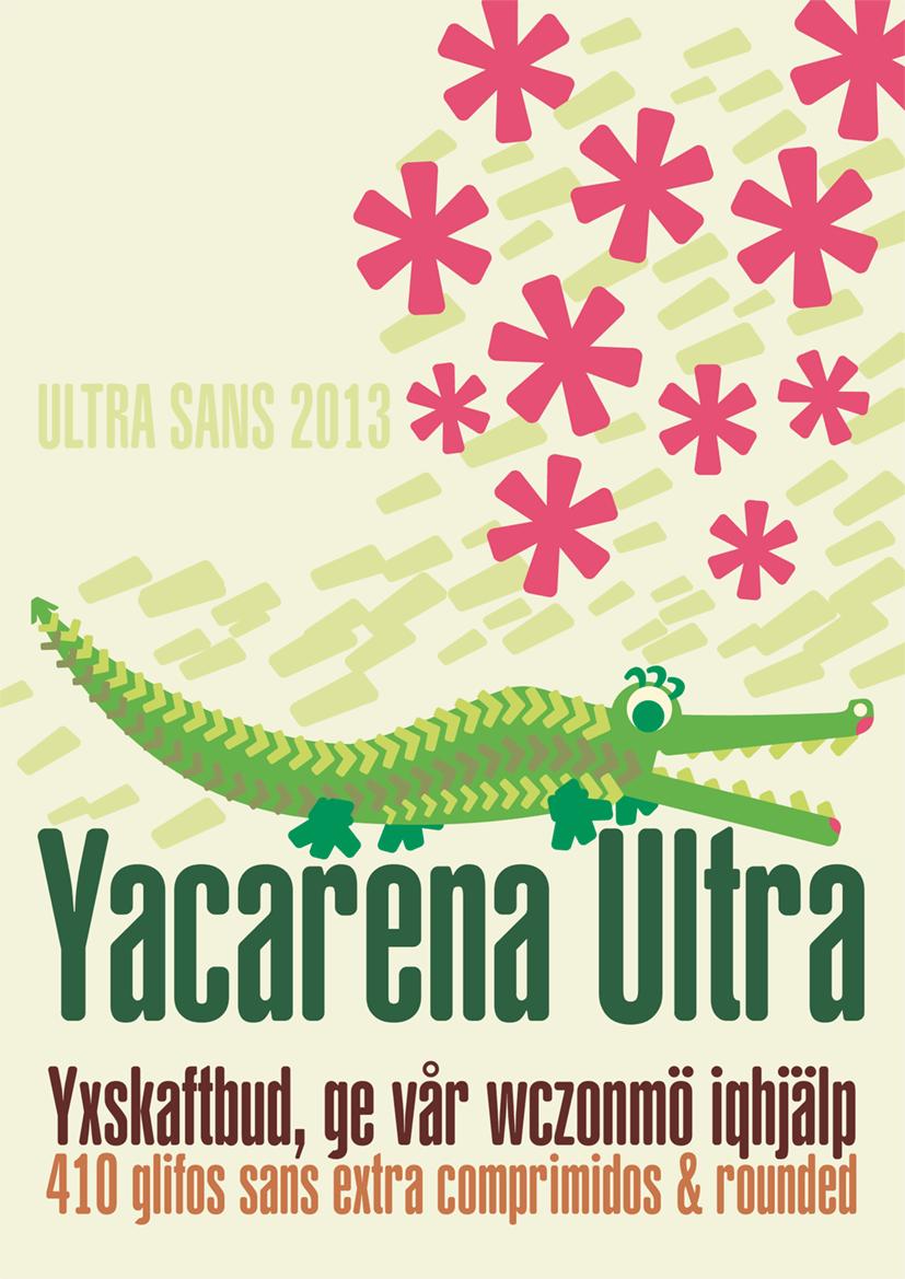 Poster-yacarena by defharo