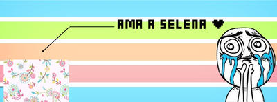 Amo a Selena by Tutorialesyaniii