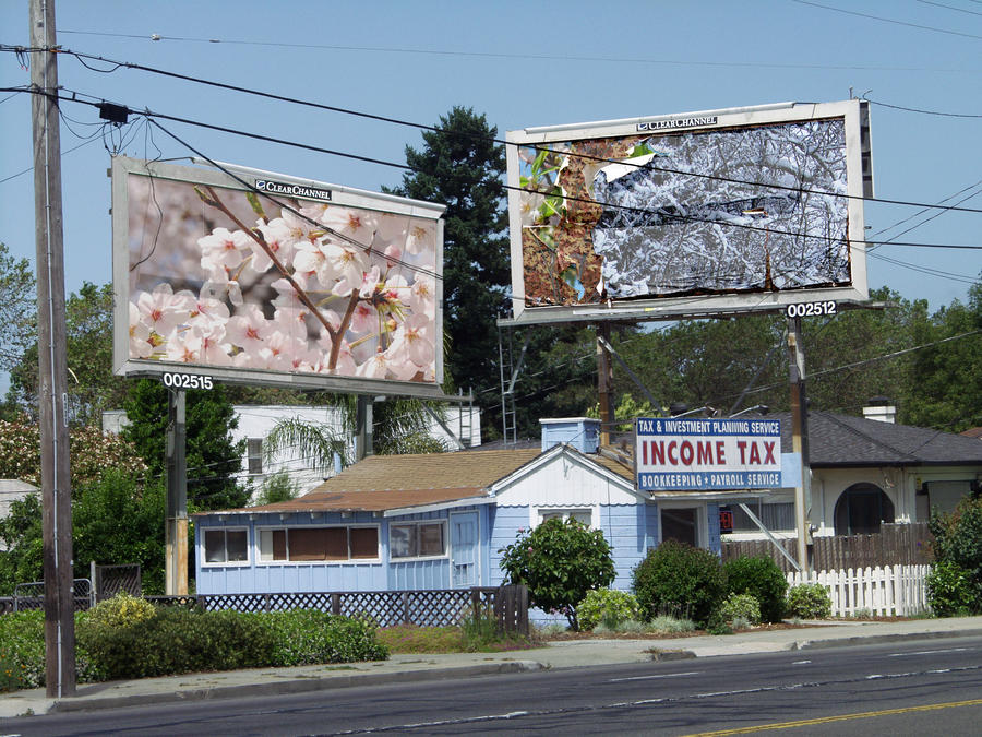 Advertising War by ginriru-tatsu