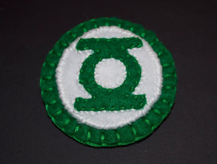 Green Lantern Badge By Blindfaith Boo On Deviantart