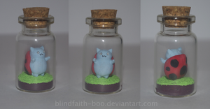 Catbug in a bottle