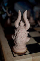 Tirac chess piece wip by Blindfaith-boo