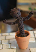 Groot wip by Blindfaith-boo