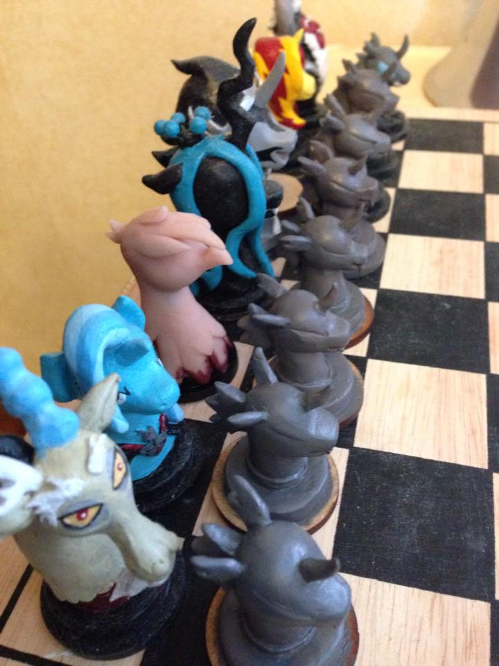 chess set wip pic by Blindfaith-boo