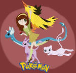 Me and Pokemons