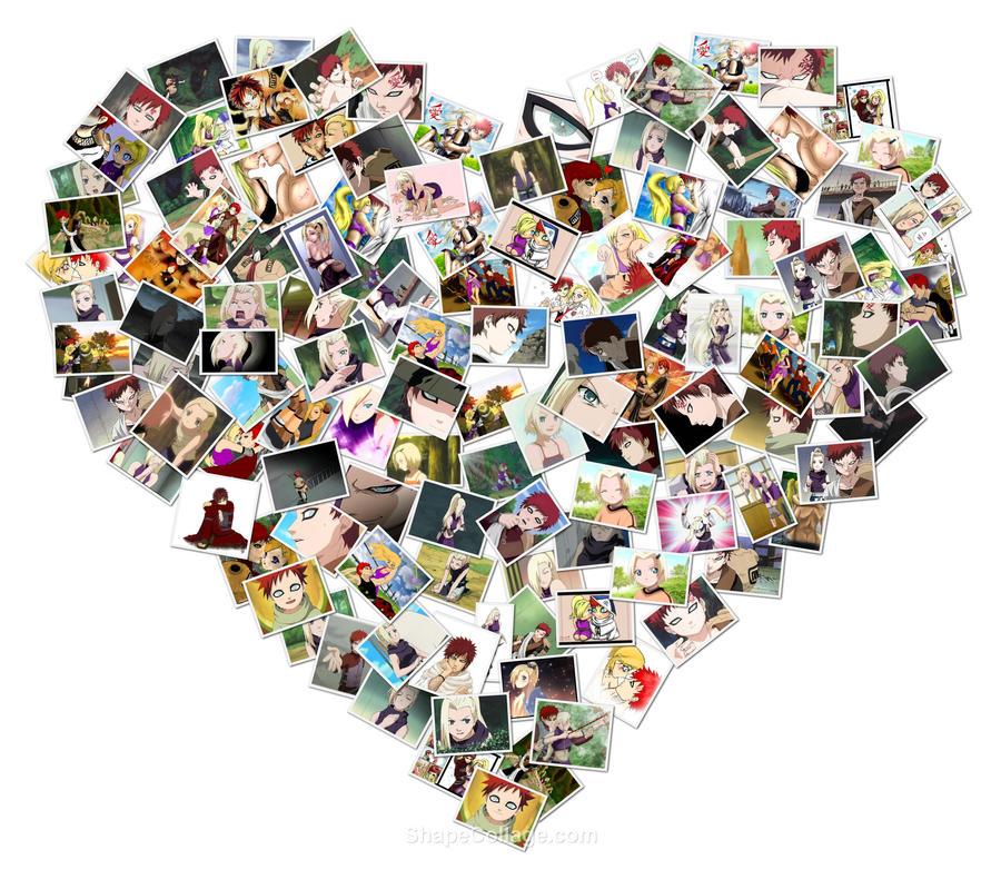 gaaino love collage by gaaragirlshirinaj on deviantart
