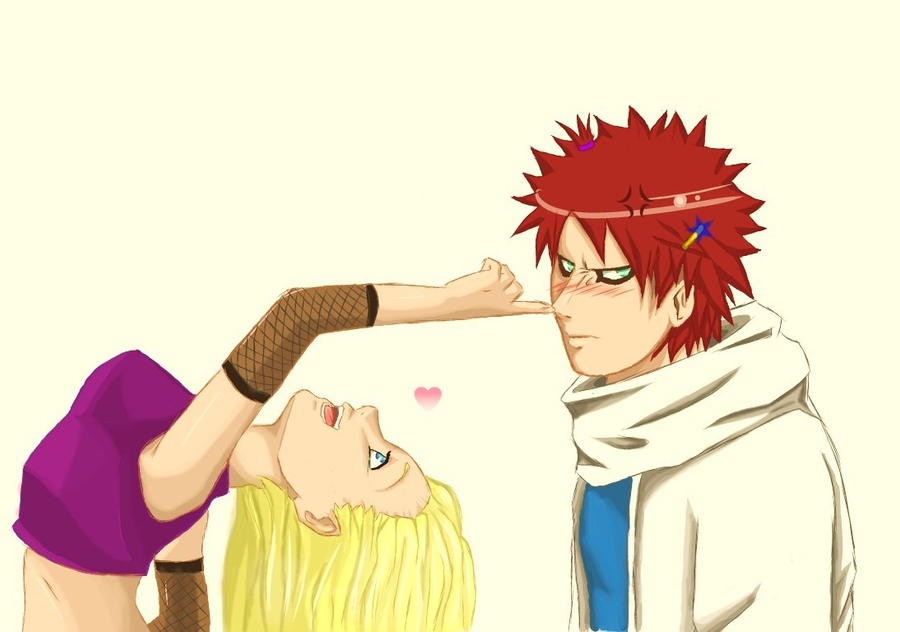 Smile for my Gaara by Gaaragirlshirinaj on DeviantArt