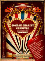 Charity Carnival Poster 2010 by Damianwrx