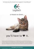 Logitech Advertisement by Damianwrx