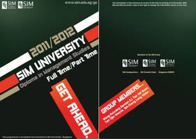 SIM Programme Brochure by Damianwrx