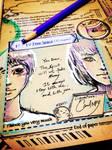 Spirited Away - best frd's autograph book