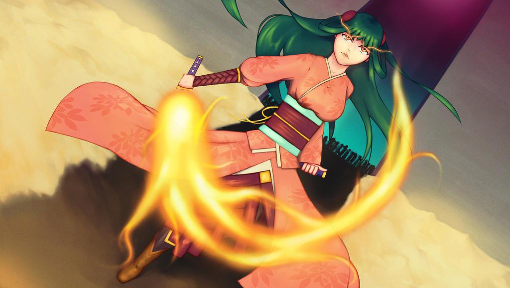 Deputy Chief Yukihara by Ambience19
