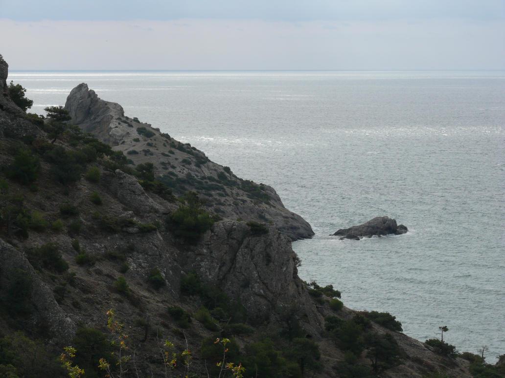 September 2013 Crimea Sudak P1050830 by IValerii
