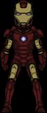 Movie Iron Man by MicroDevan