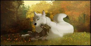 Soft autumn by ElwolfakaLutik