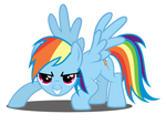 Awesome Rainbow Dash