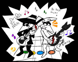 spy_vs_spy_guitar by Susanita172356