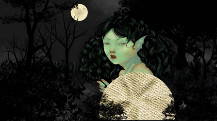 Kappa at night by lucifer-cry