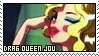 drag queen jounouchi stamp by DISCOPRINCE