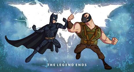 Dark Knight VS Gotham's Reckoning by acenco