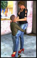 My Tall Love by suneeeel