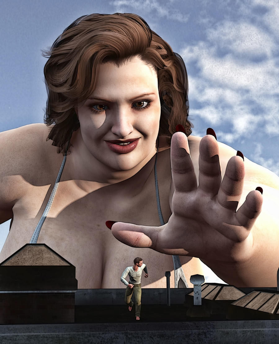 Bbw Giantess 29