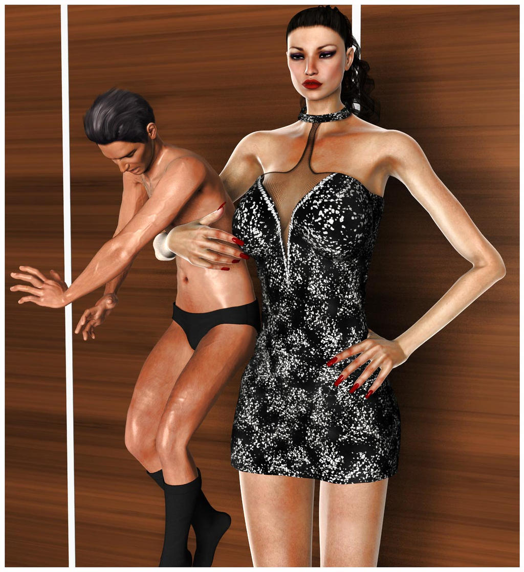 Tall women sex growth erotic comic