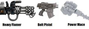 40k Waffen