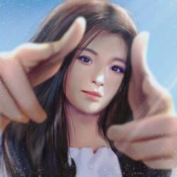 Irene Red Velvet by Tony31892